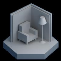 МОП, квартиры с отделкой, квартиры с дизайнерским ремонтом;